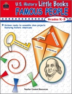 U.S. History Little Books: Famous People (Enhanced eBook)
