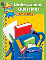 Understanding Questions: Grades 1-2 (Enhanced eBook)