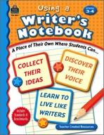 Using A Writer's Notebook: Grades 3-4 (Enhanced eBook)