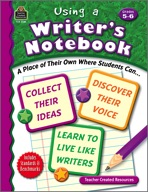 Using A Writer's Notebook: Grades 5-6 (Enhanced eBook)