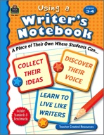 Using A Writer's Notebook Grd 3-4