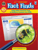 Using Online Research Tools to Reinforce Common Core Skills: Grade 4 (Enhanced eBook)