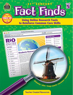 Using Online Research Tools to Reinforce Common Core Skills: Grade 5 (Enhanced eBook)