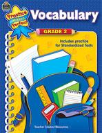 Vocabulary: Grade 2 (Enhanced eBook)