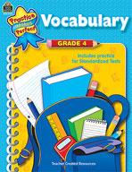 Vocabulary: Grade 4 (Enhanced eBook)