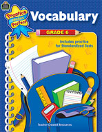 Vocabulary Grade 6