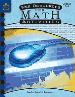 Web Resources for Math Activities (Enhanced eBook)
