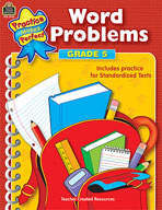 Word Problems: Grade 5 (Enhanced eBook)