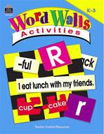 Word Walls Activities