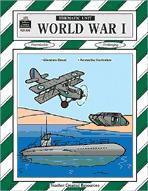 World War I Thematic Unit (Enhanced eBook)