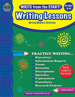 Write from the Start! Writing Lessons Grd 6