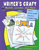 Writer's Craft: Models, Lessons, and More (Enhanced eBook)