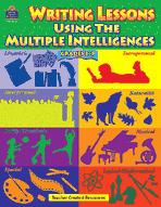 Writing Lessons Using the Multiple Intelligences (Enhanced eBook)