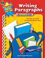 Writing Paragraphs Grade 2