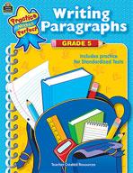 Writing Paragraphs: Grade 5 (Enhanced eBook)
