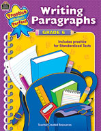 Writing Paragraphs: Grade 6 (Enhanced eBook)