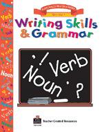 Writing Skills & Grammar, Grade 1