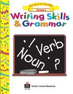 Writing Skills & Grammar, Grade 2