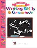 Writing Skills & Grammar, Grade 3
