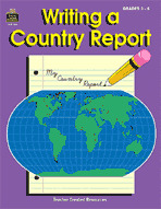 Writing a Country Report (Enhanced eBook)