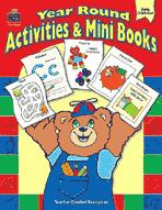 Year Round Activities and Mini Books (Enhanced eBook)