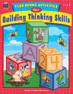 Year Round Activities for Building Thinking Skills