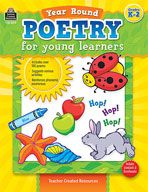 Year Round Poetry for Young Learners (Enhanced eBook)