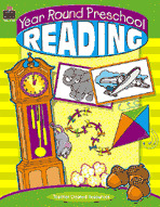Year Round Preschool Reading (Enhanced eBook)