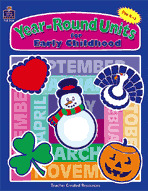 Year-Round Units for Early Childhood (Enhanced eBook)
