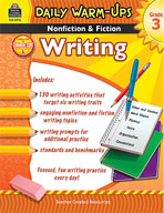Daily Warm-Ups: Nonfiction and Fiction Writing Grade 3