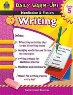 Daily Warm-Ups: Nonfiction and Fiction Writing Grade 5 (Enhanced eBook)