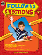 Following Directions: Grade 1