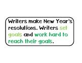 TCRWP 3rd Grade Writing Unit 1 Crafting True Stories Teaching Points