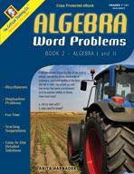 Algebra Word Problems Book 2