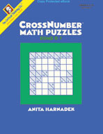 CrossNumber Math Puzzles: Sums B1