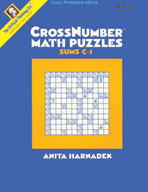 CrossNumber Math Puzzles: Sums C1