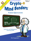 Crypto Mind Benders: Famous Quotations