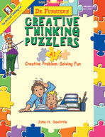 Dr. Funster's Creative Thinking Puzzlers A1
