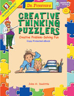 Dr. Funster's Creative Thinking Puzzlers C1