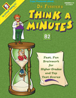 Dr. Funster's Think-A-Minutes B2