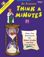 Dr. Funster's Think-A-Minutes C1