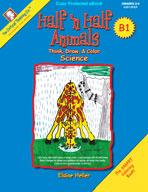 Half 'n Half Animals B1