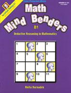 Math Mind Benders B1