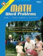 Math Word Problems Book 1
