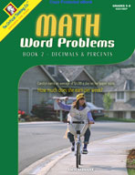 Math Word Problems Book 2