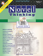 Novel Thinking - Charlie and the Chocolate Factory