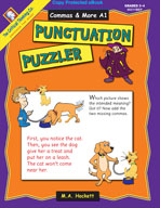 Punctuation Puzzler: Commas and More A1
