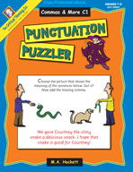 Punctuation Puzzler: Commas and More C1