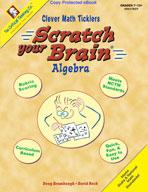 Scratch Your Brain Algebra