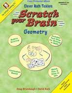 Scratch Your Brain Geometry